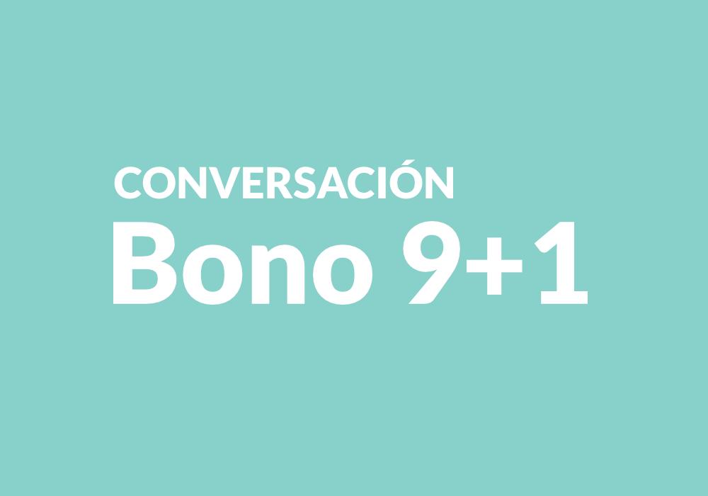 BONO 9+1